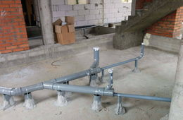 Монтаж канализации в коттедже под ключ Сергиев Посад