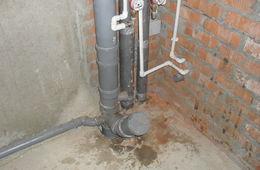 Монтаж канализации в квартире под ключ Сергиев Посад