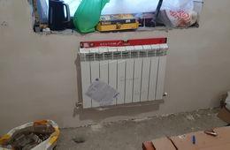 Монтаж радиатора отопления в частном доме Сергиев Посад
