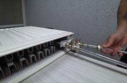 Монтаж радиаторов отопления с нижней подводкой Сергиев Посад
