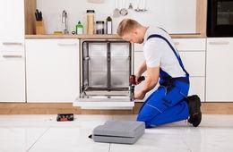 Установка бытовой техники на кухне Сергиев Посад