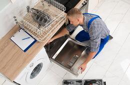 Установка встраиваемой посудомоечной машины Сергиев Посад