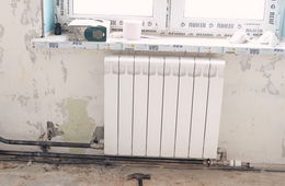 Замена батарей отопления в квартире Сергиев Посад